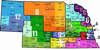 Nebraska Map Districts Teams Gov District Project