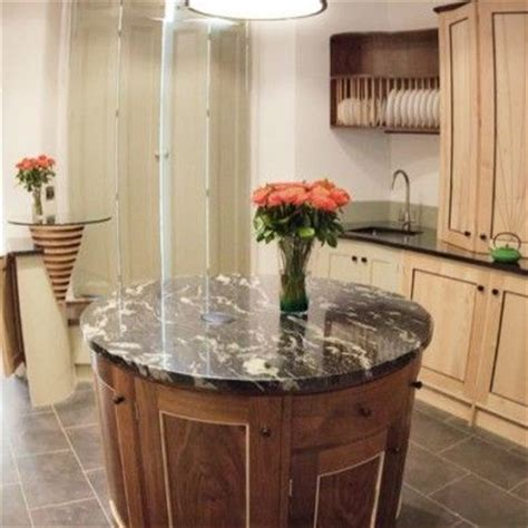 1000+ Ideas About Round Kitchen Island On Pinterest