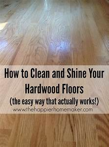 how to clean polished wooden floorboards thefloorsco With how to disinfect wood floors