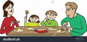 Lunch Clipart Family Lunch Free Collection Download And