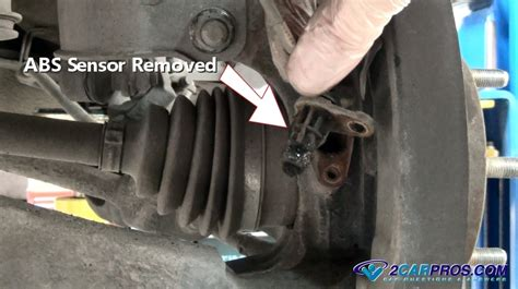 replace  cv axle bearing    minutes