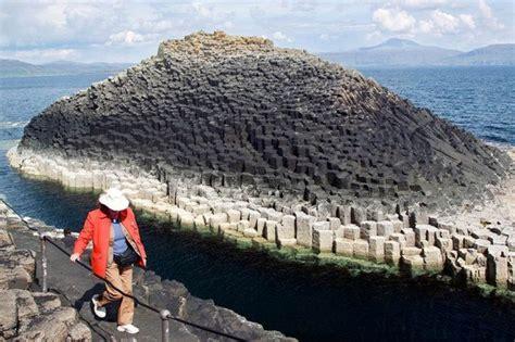 หินบะซอลต์แบบนี้ เกิดขึ้นได้ยังไงครับ - Pantip