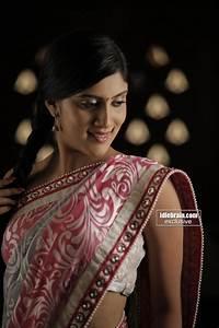 Dhanya Balakrishnan In Saree