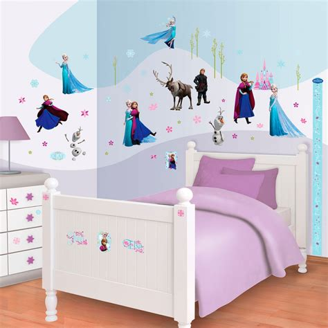 chambre de la reine des neiges deco chambre reine des neiges