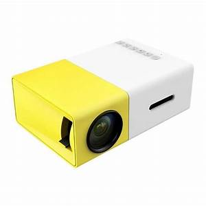 Mini Projector Deeplee A1 Dp300 Portable Led Projector