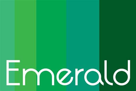 what color is emerald trendy design emerald work for you design shack