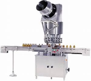 Rotary Bottle Screw Capping Machine , Rotary Screw capper ...