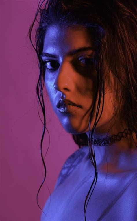 portraits gel lighting portrait photography portrait