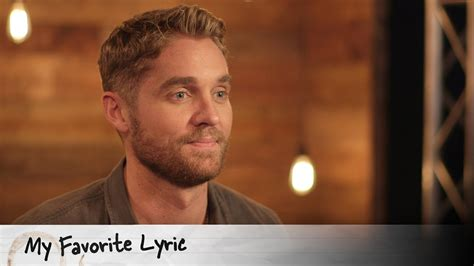 Have Mercy, Brett Young Shares His Favorite Lyric!