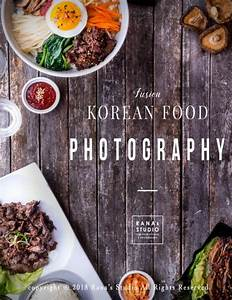 Korean food photography by Rana Ko | Blurb Books