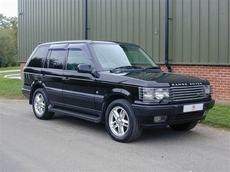 range rover p38 2000 land rover range rover p38 for sale classic cars
