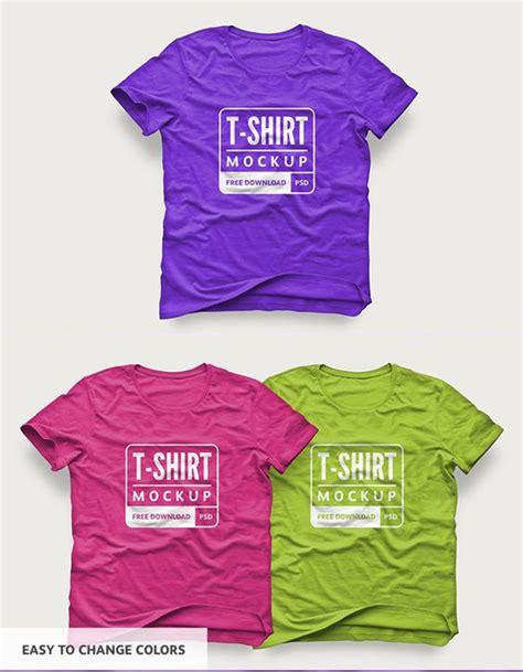 free t shirt design free 40 best t shirt mockup psd templates freebies