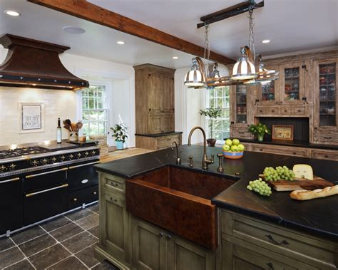 Remodel Ideas For Small Kitchen - wood rustic kitchen bluebell kitchens