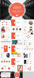 27+ Red company annual report PowerPoint Templates | CoM ...