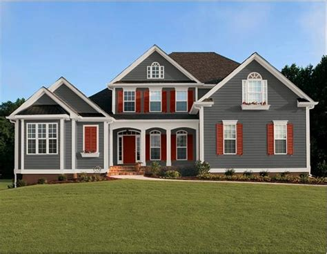Home Exterior Designs Exterior House Paint Ideas Great