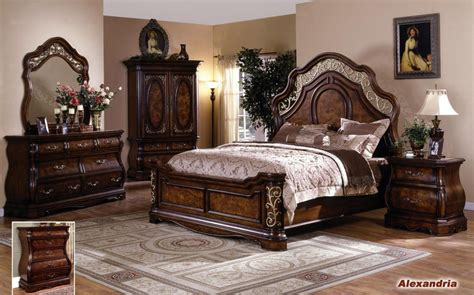 Why Styling In Traditional Bedroom Furniture Is A Must