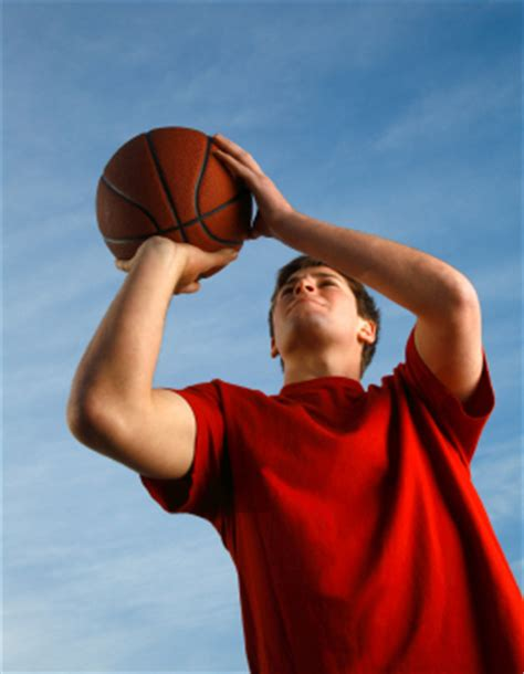 the fundamentals of basketball shooting