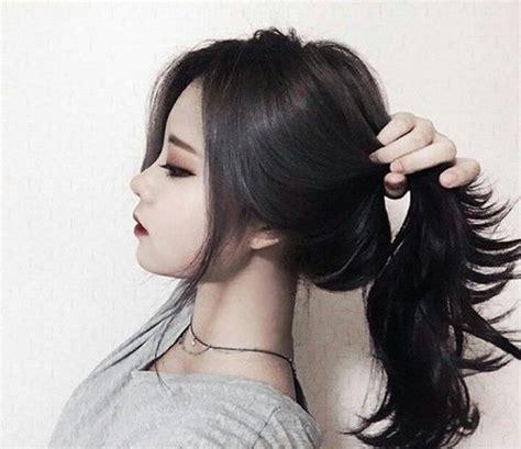 ulzzang ideas  pinterest ulzzang hair korean