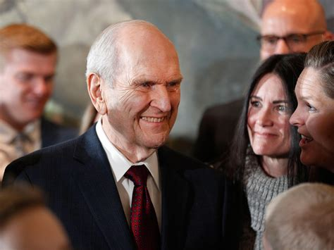 Russell M Nelson: Who is the new Mormon president? Will he ...