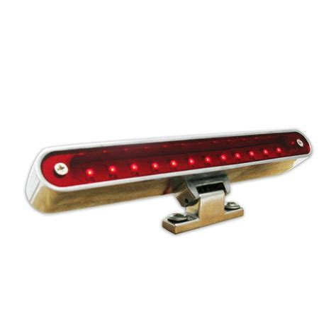 3rd brake light autled3b1 billet led 3rd brake light with turn signal