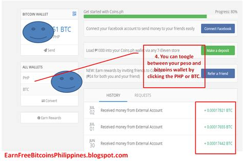 Enter any given amount to be converted in the box to the left of bitcoin. Easy and Conveniet Way to Withdraw Bitcoins in the Philippines