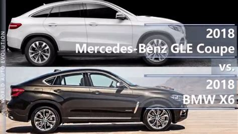 mercedes gle coupe   bmw  technical