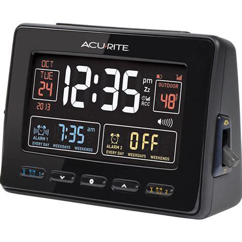 Acurite 13022 Alarm Clock Wtemperature, Acurite 13022