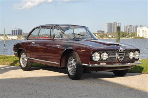 Alfa Romeo For Sale by 1963 Alfa Romeo 2600 Sprint For Sale 1917490 Hemmings