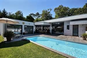 maison avec piscine a vendre immobilier jean de luz c 244 te ouest immobilier