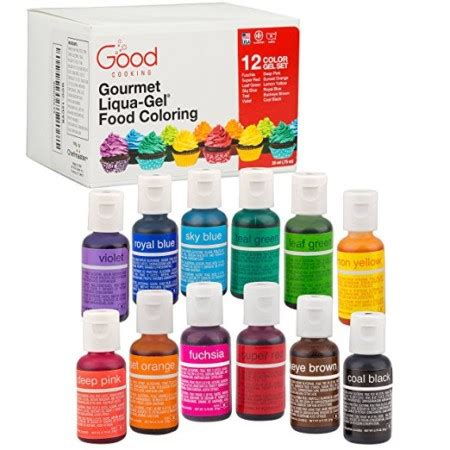 best food coloring the 8 best food coloring agents to buy in 2019 bestseekers