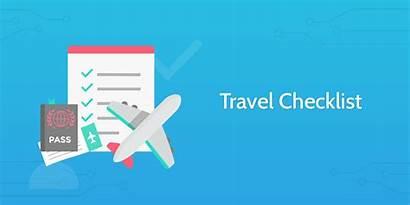 Travel Checklist Process Broadens Mind