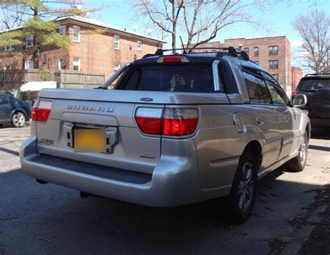 sell used 2005 subaru baja turbo crew cab pickup 4 door 2