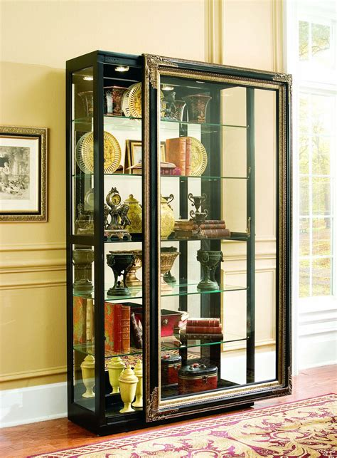 Wonderful Glass Door Display Cabinet €� Home Ideas Collection