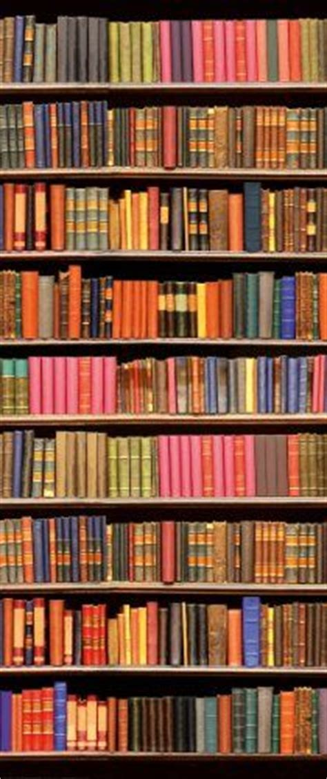 library book wallpaper mural gallery