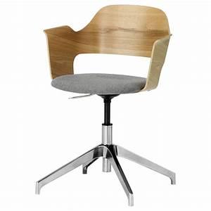 Chaise De Bureau : chaise de bureau ikea ~ Teatrodelosmanantiales.com Idées de Décoration