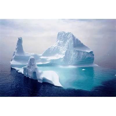 Iceberg Twice The Size Of Atlanta Breaks Off From