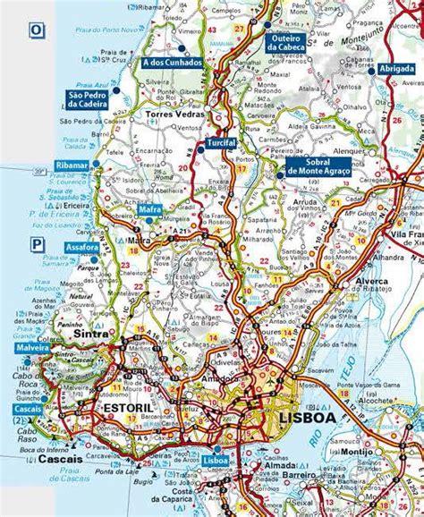 Carte Autoroute Espagne Portugal by Les 10 Meilleures Id 233 Es De La Cat 233 Gorie Carte Portugal Sur