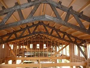 Charpente Traditionnelle Bois En Kit : concept bois charpentes traditionnelles bois ~ Premium-room.com Idées de Décoration