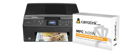 Fast print speeds of 33 ppm black/26. DRIVERS FOR BROTHER MFC J435W