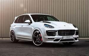 2015 Techart Porsche Cayenne Wallpaper HD Car Wallpapers