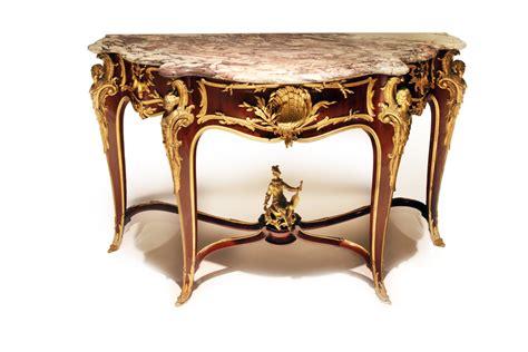 antique l tables sale françois linke console table for sale antiques com