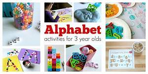alphabet activities for 3 year olds no time for flash cards With letter learning games for 3 year olds