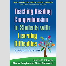 Teaching Reading Comprehension To Students With Learning Difficulties Second Edition