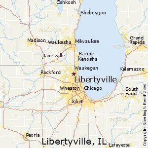 places    libertyville illinois