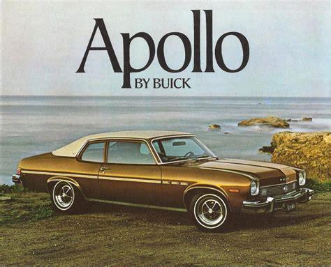 1973 Buick Apollo brochure