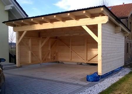 Carport Selber Bauen So Gehts by Brandschutz Holz Brandschutzschalung Profilholz Kaufen