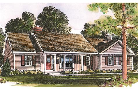 ranch house plans glenwood    designs