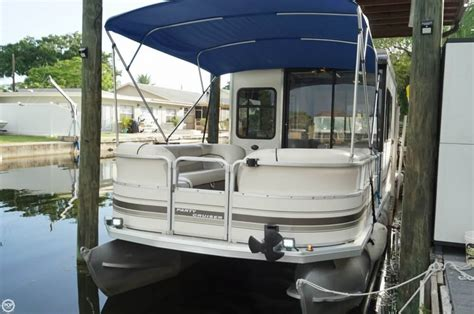 Pontoon Boats For Sale Miami by Used Sun Tracker Pontoon Boats For Sale In Florida Boats