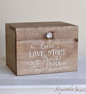 18 diy wedding card boxes for your guests to slip your With wedding cards with box online