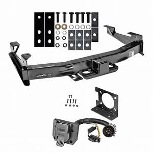 Class 5 2 2 U0026quot  Trailer Hitch W   Wiring Kit For 01